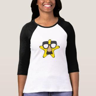 Disguise Star Cartoon Tshirt