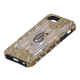 Disguste deslumbran al chica elegante del Glitz de iPhone 5 Case-Mate Fundas