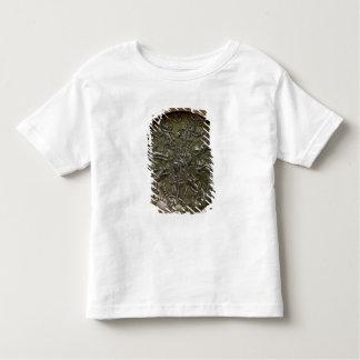 Dish relief decoration depicting goddess toddler t-shirt