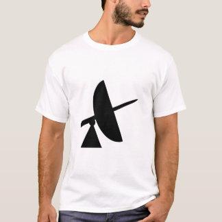 Dish silhouette art T-Shirt