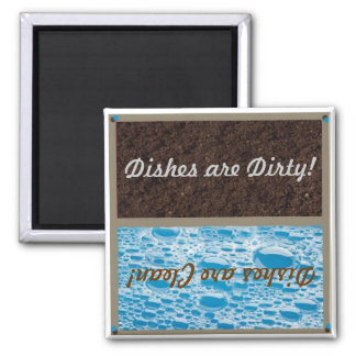Dish Washer Magnet