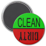 Dish Washer Magnet - Clean/Dirty