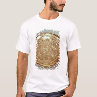 Dish with a hunting scene T-Shirt