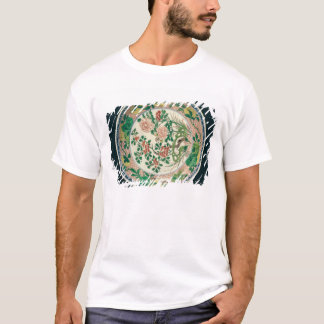 Dish with famille verte decoration T-Shirt