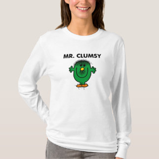 Disheveled Mr. Clumsy T-Shirt