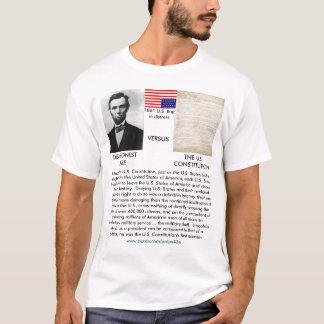 DISHONEST ABE T-Shirt