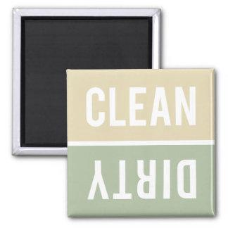 Dishwasher Magnet CLEAN | DIRTY - Vanilla & Sage