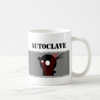 Dishwasher not equal Autoclave Coffee Mug