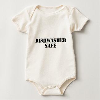 Dishwasher Safe Baby Bodysuit