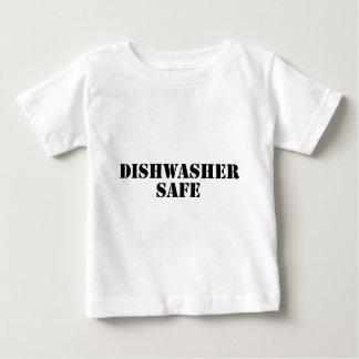 Dishwasher Safe Baby T-Shirt