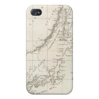Disies hizo en 1787 en los mares de China iPhone 4/4S Carcasas