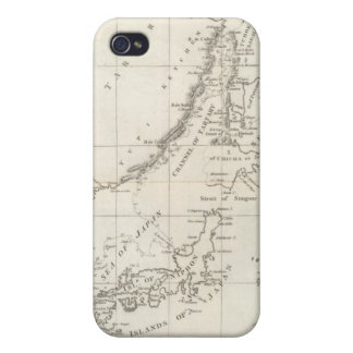 Disies made in 1787 In the Seas of China iPhone 4 Case