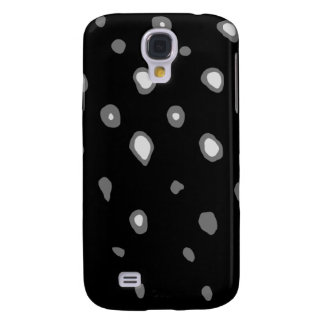 Disign 1 Dots Grey The MUSEUM Zazzle Gifts Samsung Galaxy S4 Cover