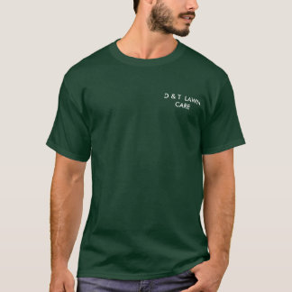 Disign  Your Own Lawn Care  Styles T-Shirt