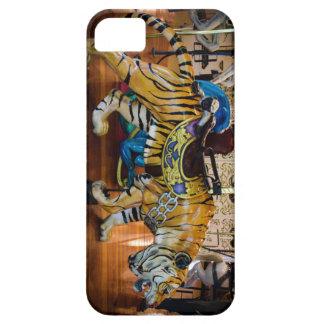 Disimulado el tigre Spokane, WA. Funda Para iPhone SE/5/5s