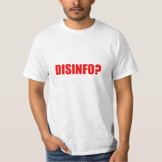 Disinfo? Conspiracy? T-Shirt