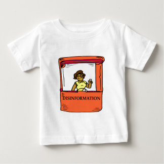 DISINFORMATION BABY T-Shirt
