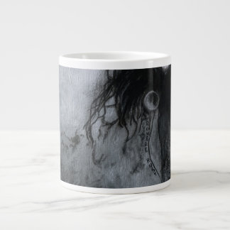 DISINTEGRATION LARGE COFFEE MUG
