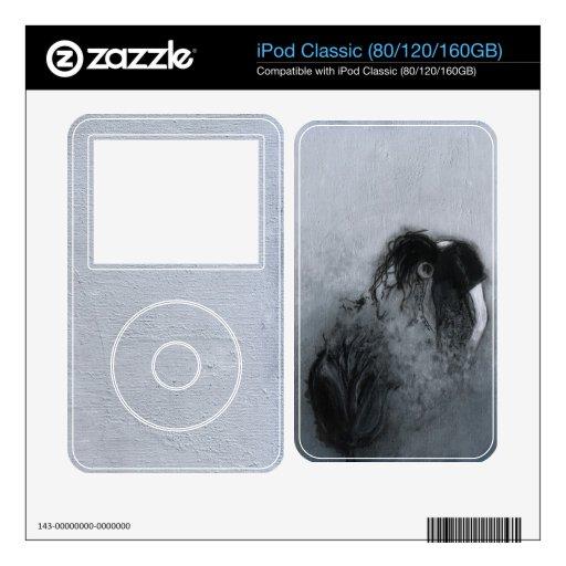 DISINTEGRATION iPod CLASSIC DECALS