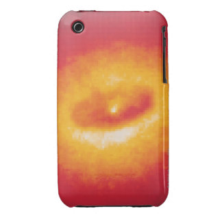 Disk of Cold Gas iPhone 3 Case
