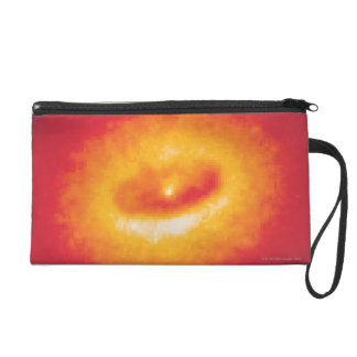 Disk of Cold Gas Wristlet