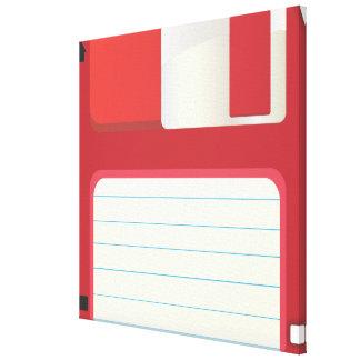 Diskettes Impresiones En Lona