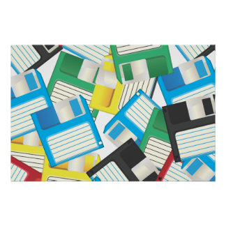 Diskettes Posters