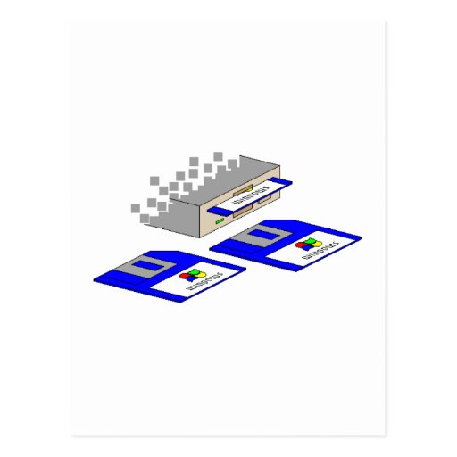 Diskettes Postal