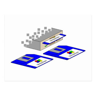 Diskettes Postales