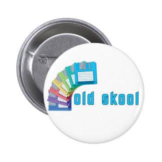 Diskettes viejas de Skool Pin