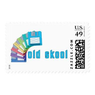 Diskettes viejas de Skool Sello