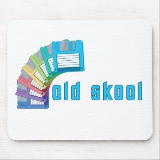Diskettes viejas de Skool Tapetes De Raton