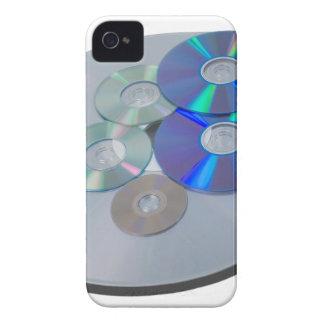 DisksOfManySizes010415.png iPhone 4 Case-Mate Case