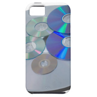 DisksOfManySizes010415.png iPhone SE/5/5s Case