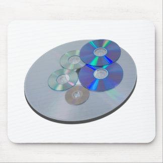 DisksOfManySizes010415.png Mouse Pad