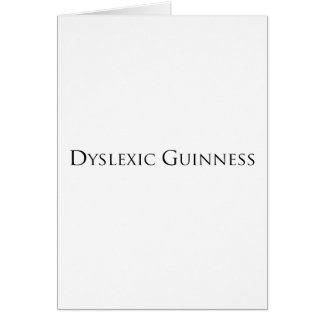 dislexic guiness- black.png card