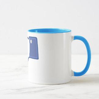 Dislike 01 mug