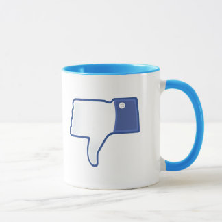 Dislike 03 mug