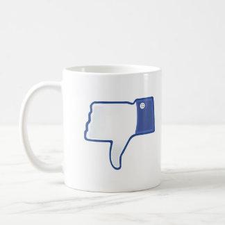 Dislike 04 coffee mug
