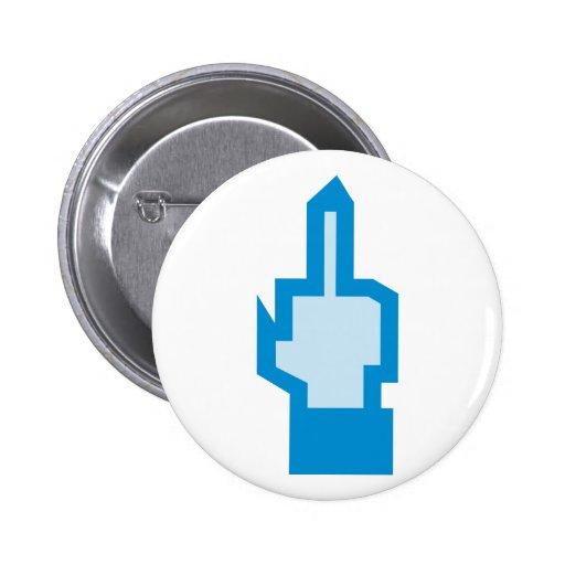 Dislike 2 Inch Round Button