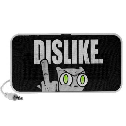 Dislike. Foamy Speaker