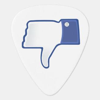 Dislike Guitar Pick