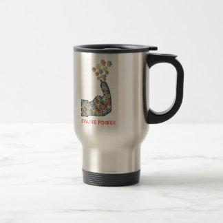 Dislike power travel mug