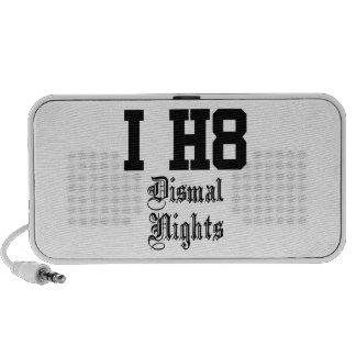 dismal nights iPod speaker