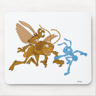 Disney A Bug's Life Flik and Hopper Mouse Pad