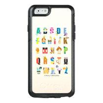 Disney Alphabet Mania OtterBox iPhone 6/6s Case