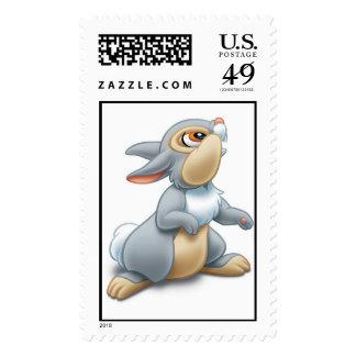 Disney Bambi Thumper sitting Postage Stamp