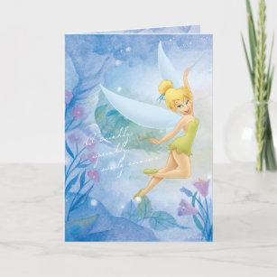Tinkerbell cards greeting photo cards zazzle disney birthday tinker bell invitation stopboris Choice Image