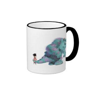 Disney Boo & Sulley (Monsters, Inc.) Coffee Mugs