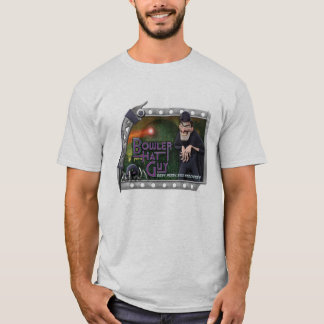 Disney Bowler Hat Guy In Scary Frame T-Shirt